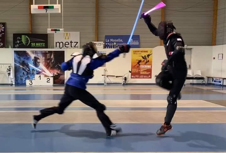 Académie de la Force Combat sportif