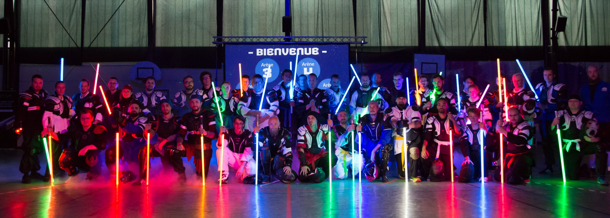 Académie de la Force 3ème Open Sabre Laser