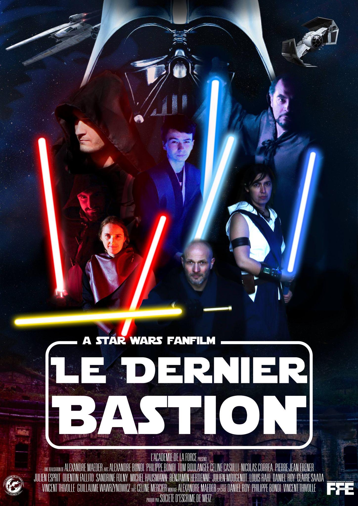 Académie de la Force Affiche 2 Le Dernier Bastion